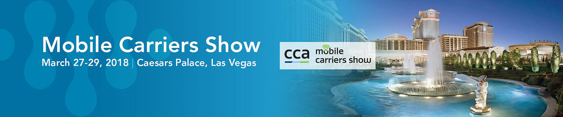 CCA Mobile Carriers Show 2018