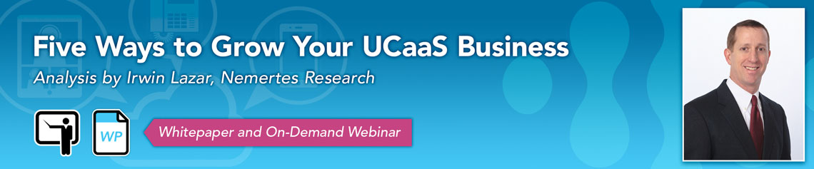 Five Ways to Grow Your UCaaS Business